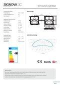 SIGNOVA 3C - LED Module - Seite 3