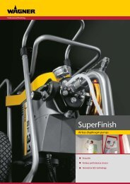 SuperFinish - WAGNER-Group