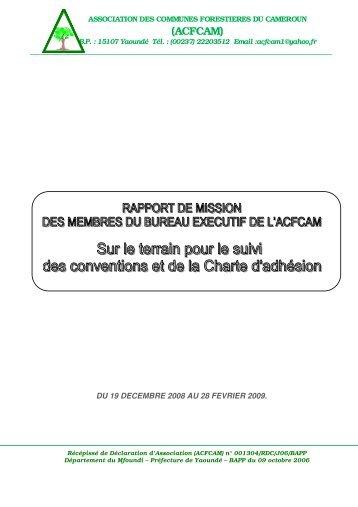 (ACFCAM) - Centre Technique de la Forêt Communale