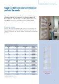 die Logatrend Badheizkörper - Buderus - Seite 7