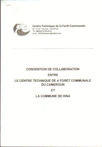 CTFC - Centre Technique de la Forêt Communale