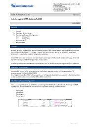 Erstellen eigener HTML Seiten auf eWON
