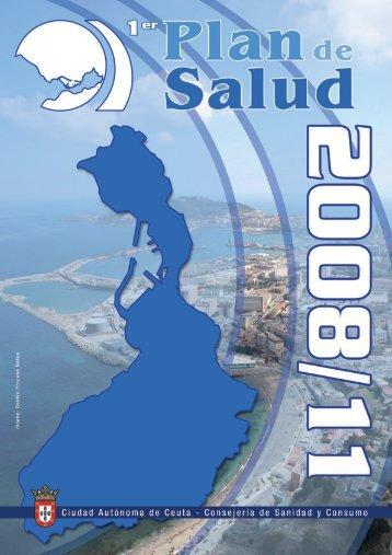 Plan de Salud 2008-2011 - Ciudad Autónoma de Ceuta