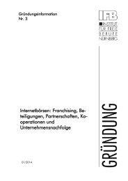 Internetbörsen: Beteiligungen, Partnerschaften, Kooperationen und ...