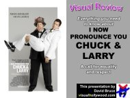 CHUCK & LARRY - Visual Hollywood