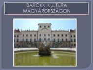 A barokk kultúra Magyarországon - Dr. Fehér Katalin