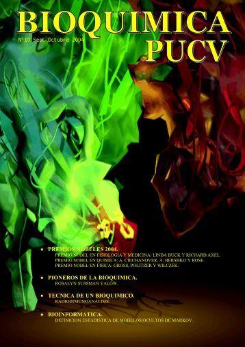 premios nobeles 2004. • pioneros de la ... - Bioquimica.ucv.cl