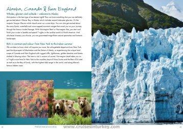 Alaska, Canada & New England