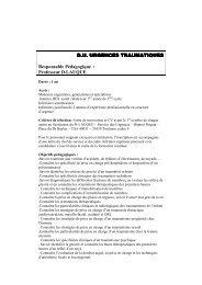 Urgences traumatiques OK - Formation médicale continue