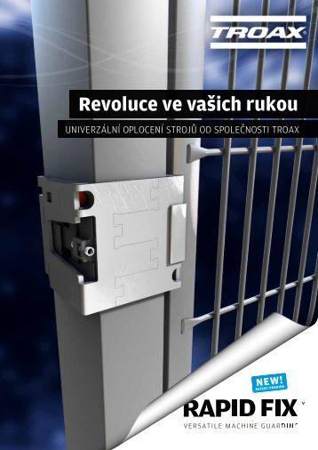 Rapid Fix brochure - Troax