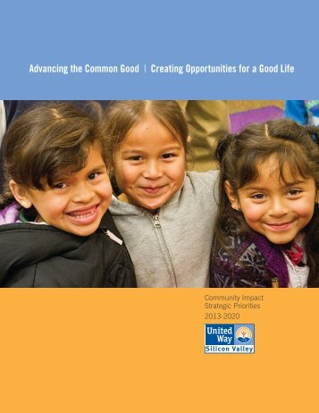 Community Impact Strategic Priorities 2013-2020 - United Way ...