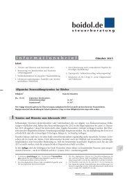 1 Termine und Hinweise zum Jahresende 2013