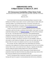EMBARGOED UNTIL 6:00pm Eastern on March 27, 2012