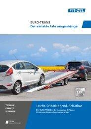EURO-TRANS Anhänger - ALGEMA
