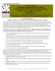 Call for Proposals - Policy Consensus Initiative and National Policy ...