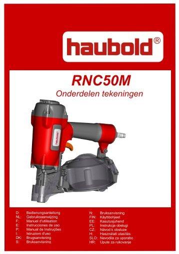 RNC50M onderdelen.pdf - Spit • Paslode