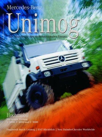 Hochmobil - Unimog