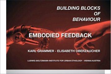 EMBODIED FEEDBACK