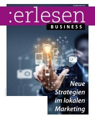 Neue Strategien im lokalen Marketing