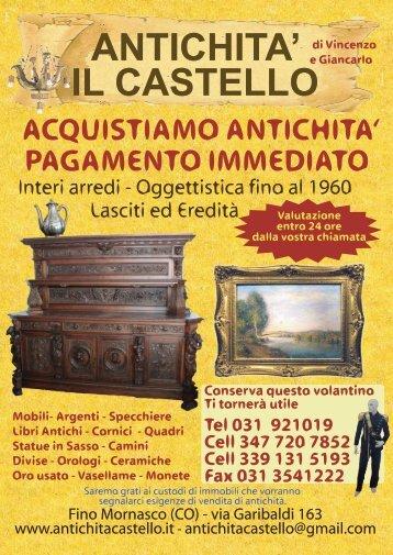 ANTICHITA' IL CASTELLO
