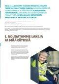 Tutustu vastuullisen liiketavan periaatteisiimme - Lassila & Tikanoja - Page 3