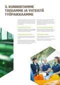 Tutustu vastuullisen liiketavan periaatteisiimme - Lassila & Tikanoja - Page 5