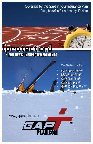 GAP 10K PLAN - USA Benefits Group