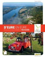 Télécharger le document pdf - Eure Tourisme