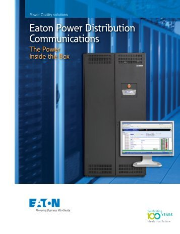 Eaton Power Distribution Products