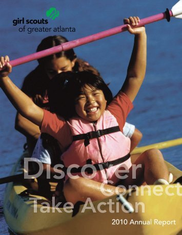 2010 Annual Report - Girl Scouts of Greater Atlanta