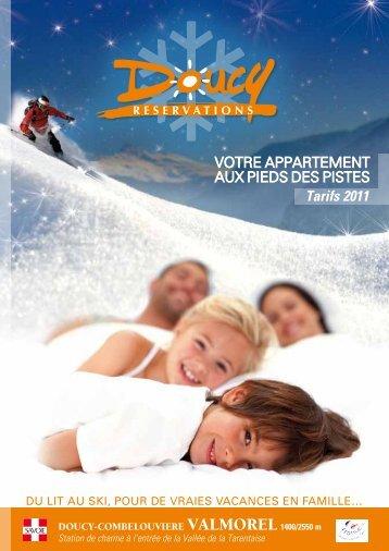 Tarifs 2011 - INNOVA Tourisme