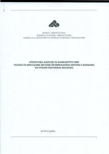 bosna i hercegovina federacija bosne i hercegovine agencija za ...