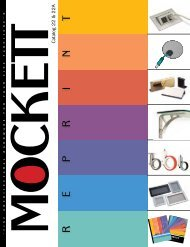 Wire Cable Management - Doug Mockett and Co.