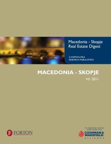 MACEDONIA - SKOPJE - Limun