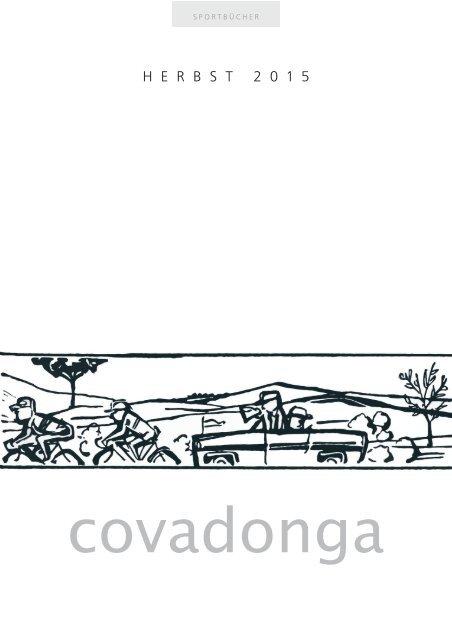 Covadonga Verlag - Herbstvorschau 2015