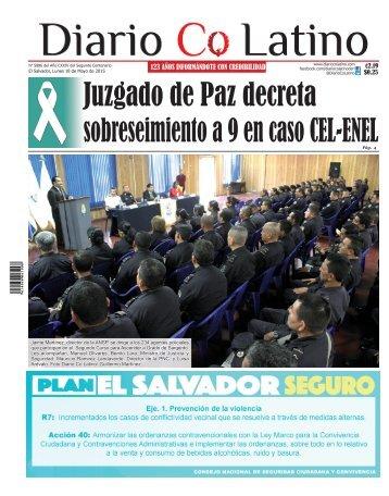 Edición 18 de Mayo de 2015