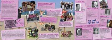 Wir sind für dich da! - evangelische Jugend im Dekanat Fürth