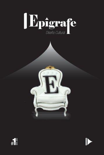 Revista Epígrafe