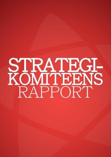 strategi - Rød Ungdom