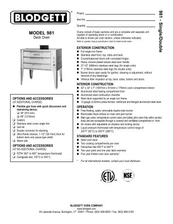 model 981 981 single double blodgett?quality\=85 blodgett mt 3240 diagram ignition wire blodgett wiring diagrams  at n-0.co