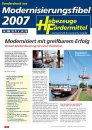 Modernisierungsfibel 2007 Modernisierungsfibel 2007 Sonderdruck ...