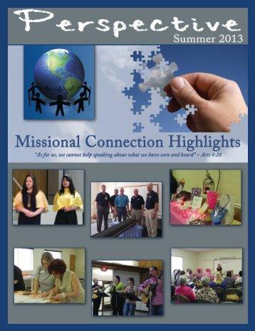 MC photo/cover - Florida Baptist Convention