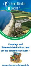 Camping - Eckernförde Touristik GmbH
