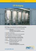 Molkerei Anlagentechnik für Molkereibetriebe - Seite 3
