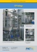 Molkerei Anlagentechnik für Molkereibetriebe - Seite 4