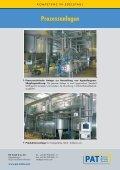Molkerei Anlagentechnik für Molkereibetriebe - Seite 5