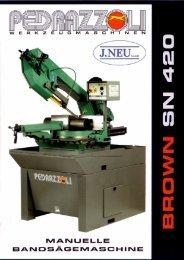 Prospekt SN 420 - J. Neu GmbH