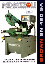 Prospekt SN 420 SA - J. Neu GmbH