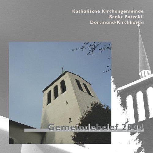 Kirchweihfest - Kath. Kirchengemeinde St. Patrokli