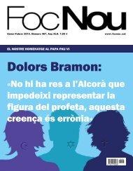 Dolors Bramon: